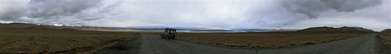 Auf dem Pamir Highway (Tadschikistan)