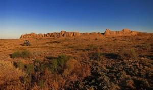 Camping bei Sauran (Kasachstan)