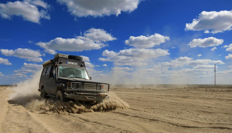 Feinstaub in Kasachstan