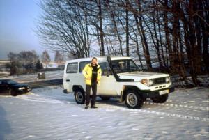 Landcruiser HZJ75 anno 2003