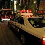 Visa, viel Schnee und die Cops von Tokyo